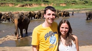 Franzi und Chris in Sri Lanka